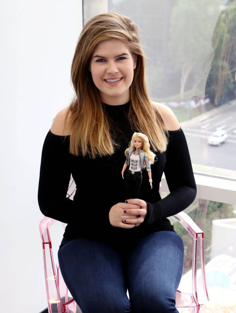 Hello Barbie Voiceover Actress Erica Lindbeck Interview ...