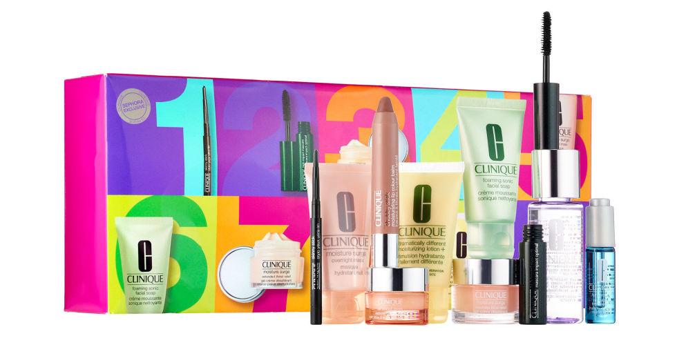 Clinique Holiday Makeup Gift Set - Mugeek Vidalondon