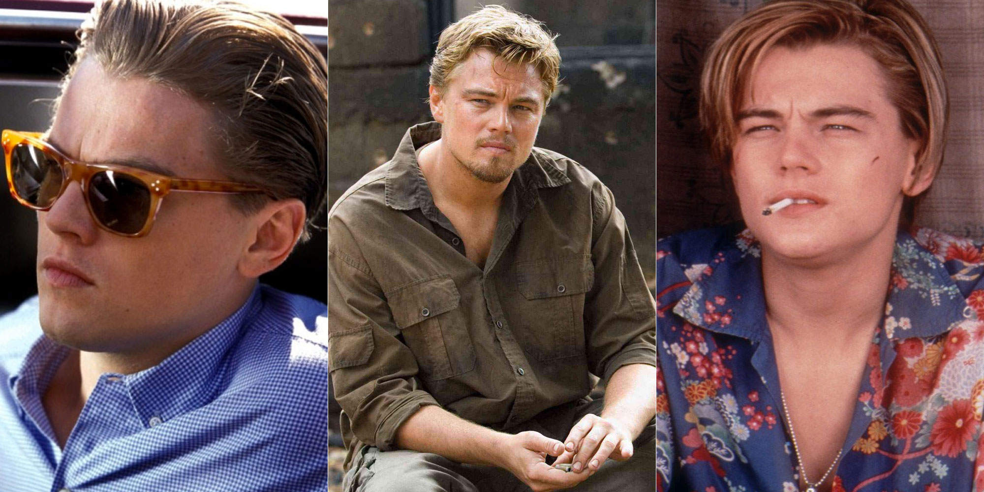 21 Leonardo DiCaprio Movies, Ranked By Hotness Leonardo Dicaprio Movies