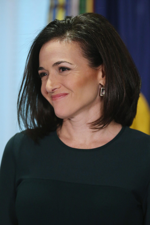 Sheryl Sandberg Reveals How She Rebuilt Her Confidence ... Sheryl Sandberg Photos