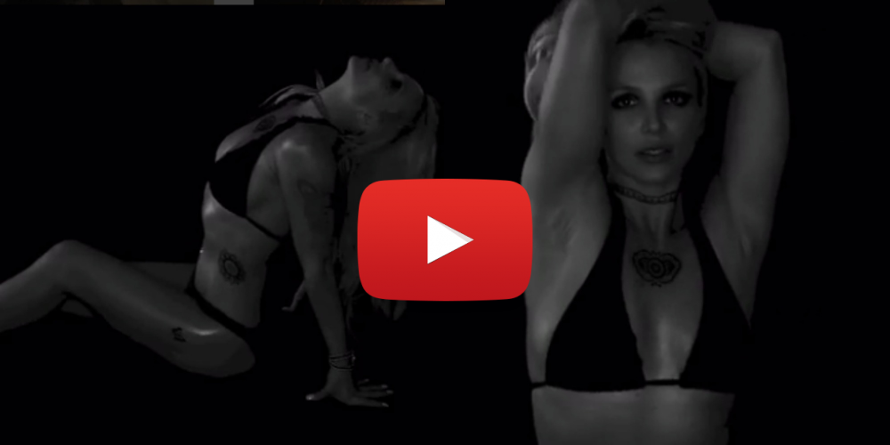 These Videos of Britney Spears Seductively Writhing in a ...