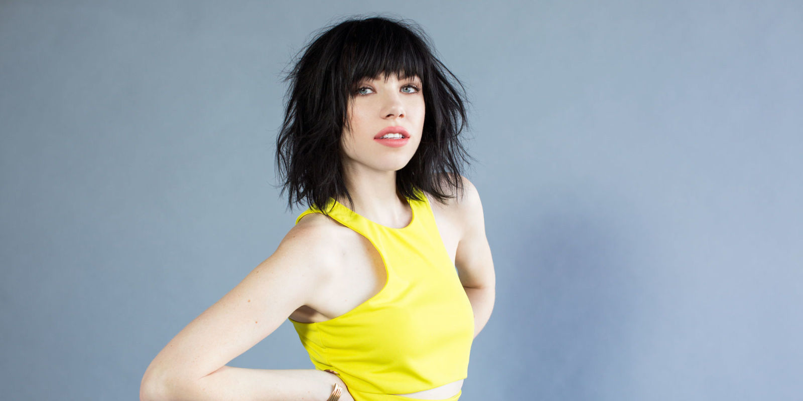 Carly Rae Jepsen Quot You Can T Write Music To Prove Something Quot