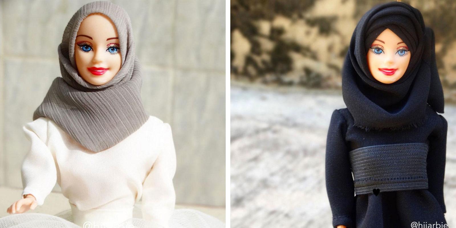 Meet Hijarbie, the Hijab-Wearing Barbie of Your Dreams