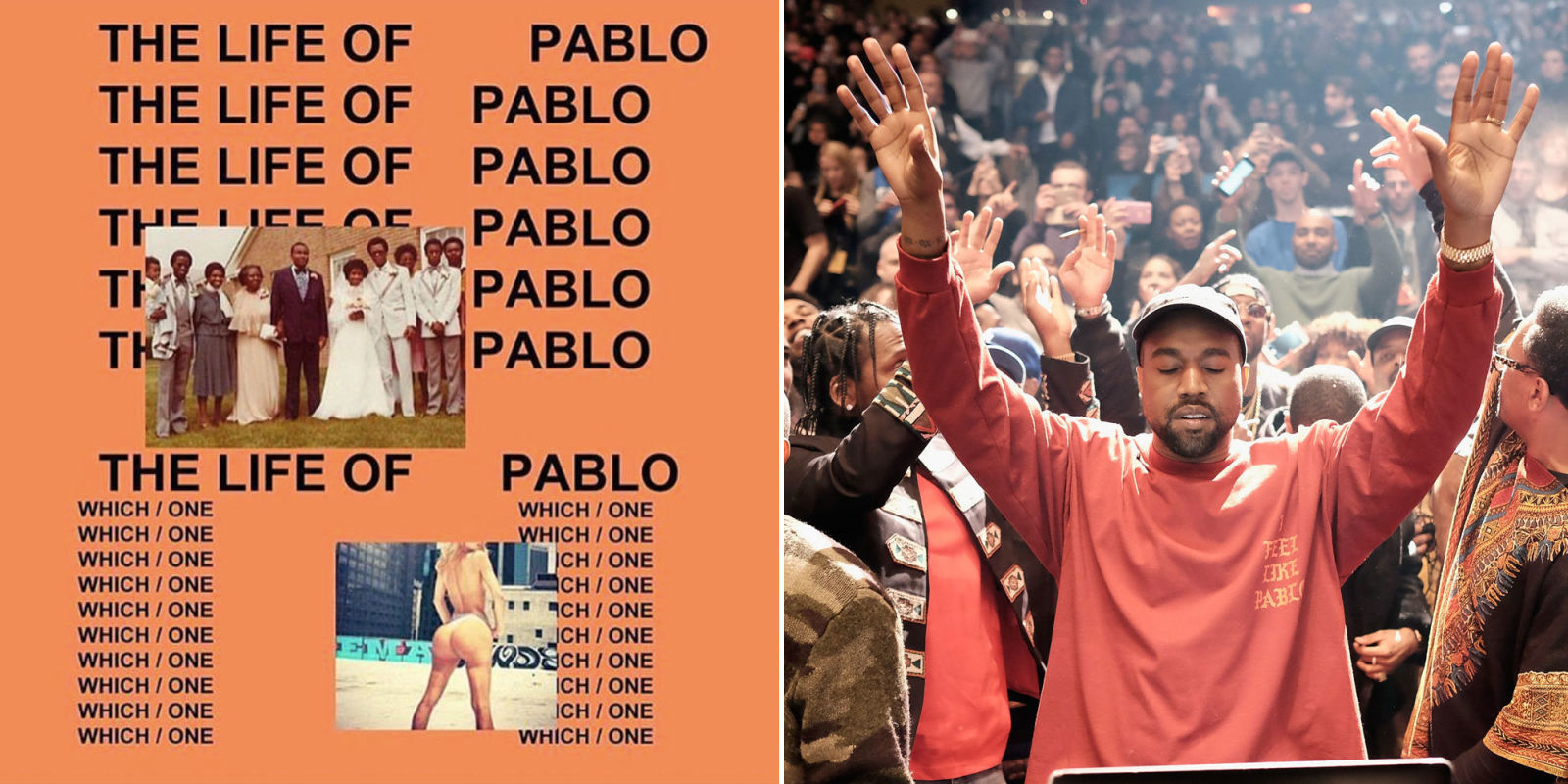 kanye west the life of pablo flac