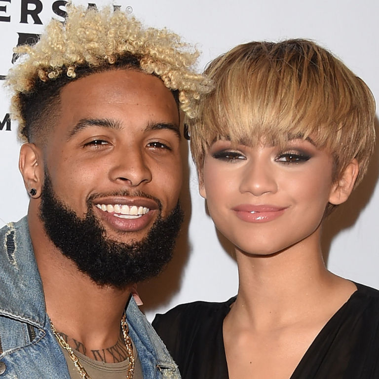 Zendaya and Odell Beckham Jr. Might Be Dating