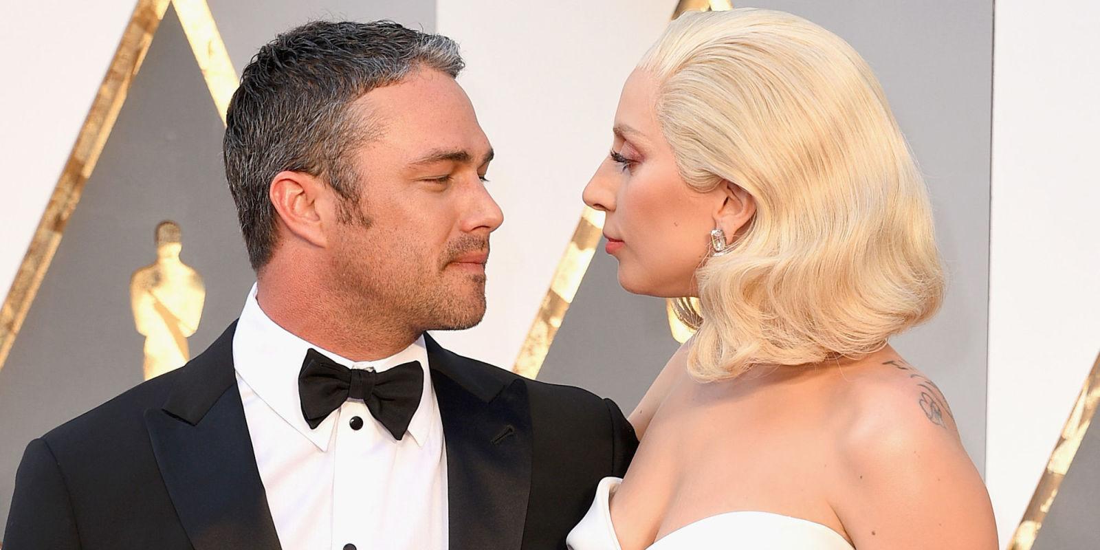 "Lady Gaga Praises Taylor Kinney for Loving ""The Survivor ..."