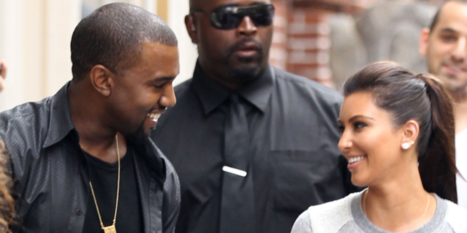 Kim and Kanye took 9 years to go from friend to fiancee