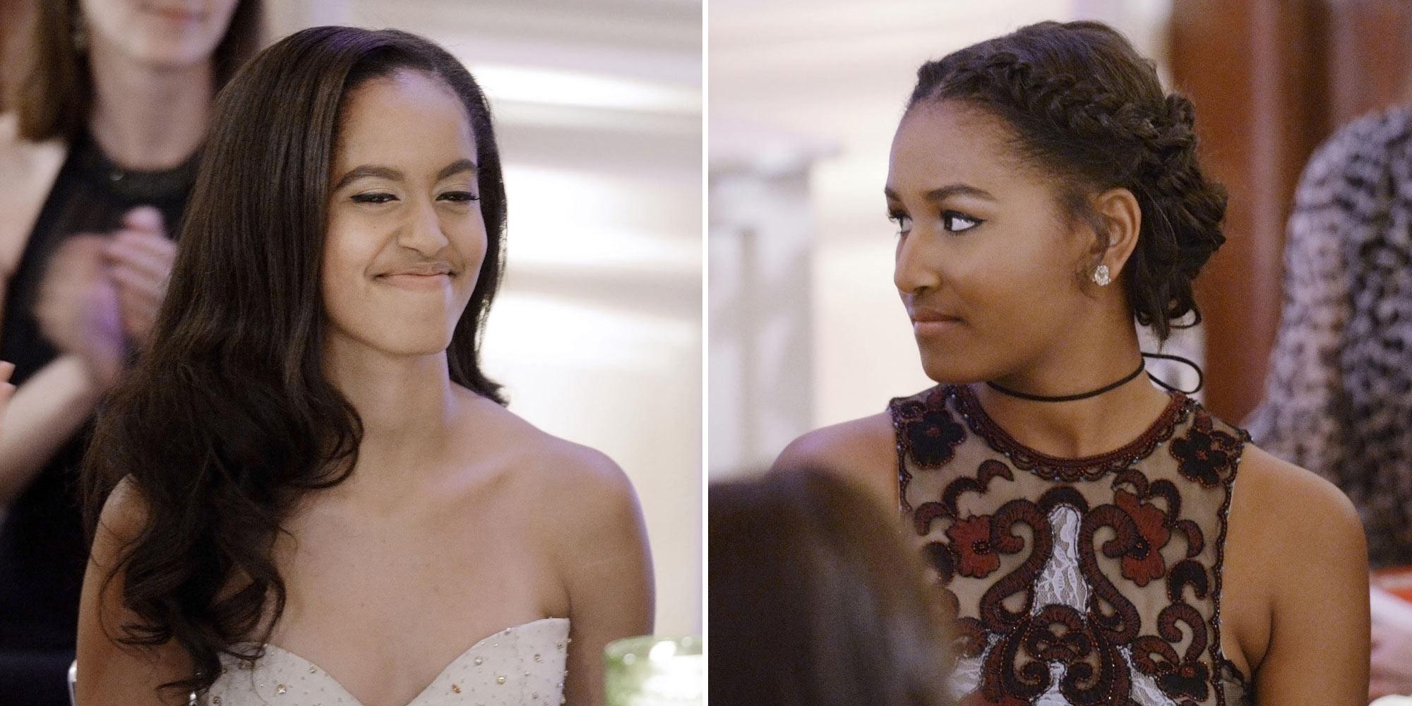 Malia And Sasha Obama Bedrooms Wwwmiifotoscom