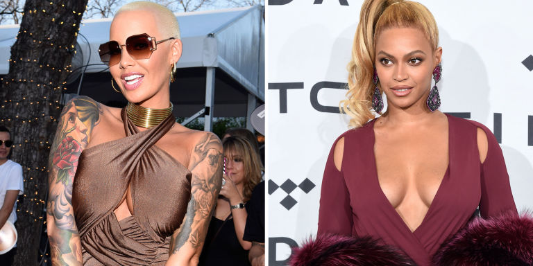 Amber Rose Just Disturbed the Beyhive With These Comments About Beyoncé