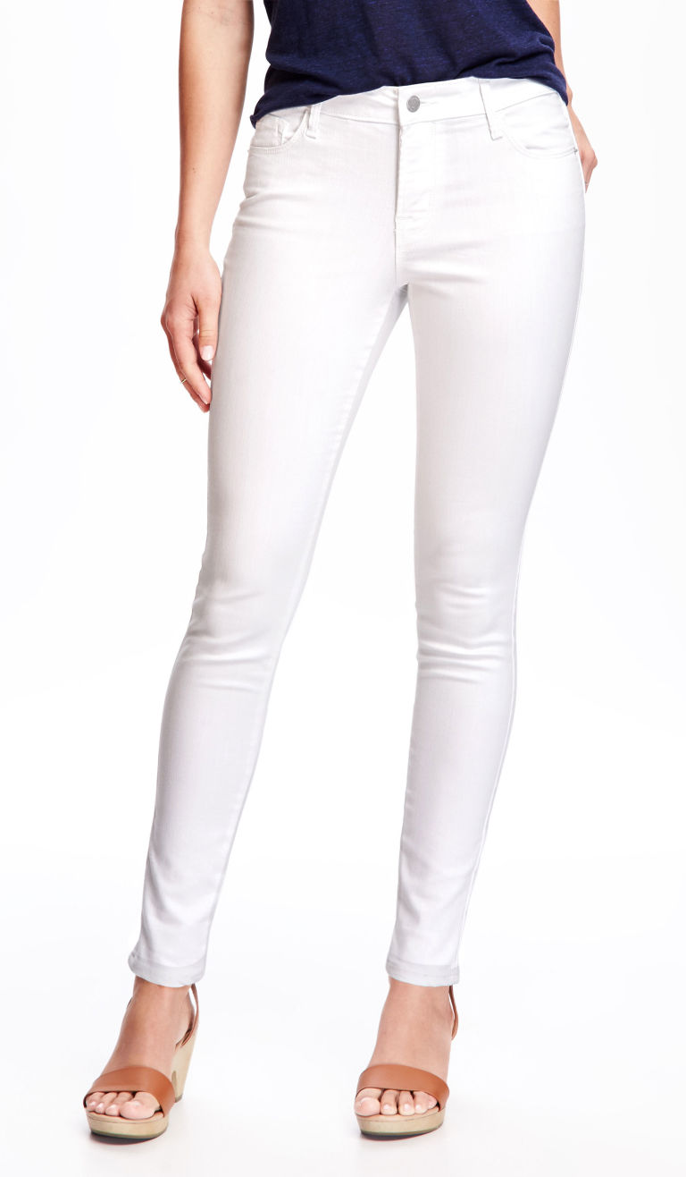 White Jeans Cheap