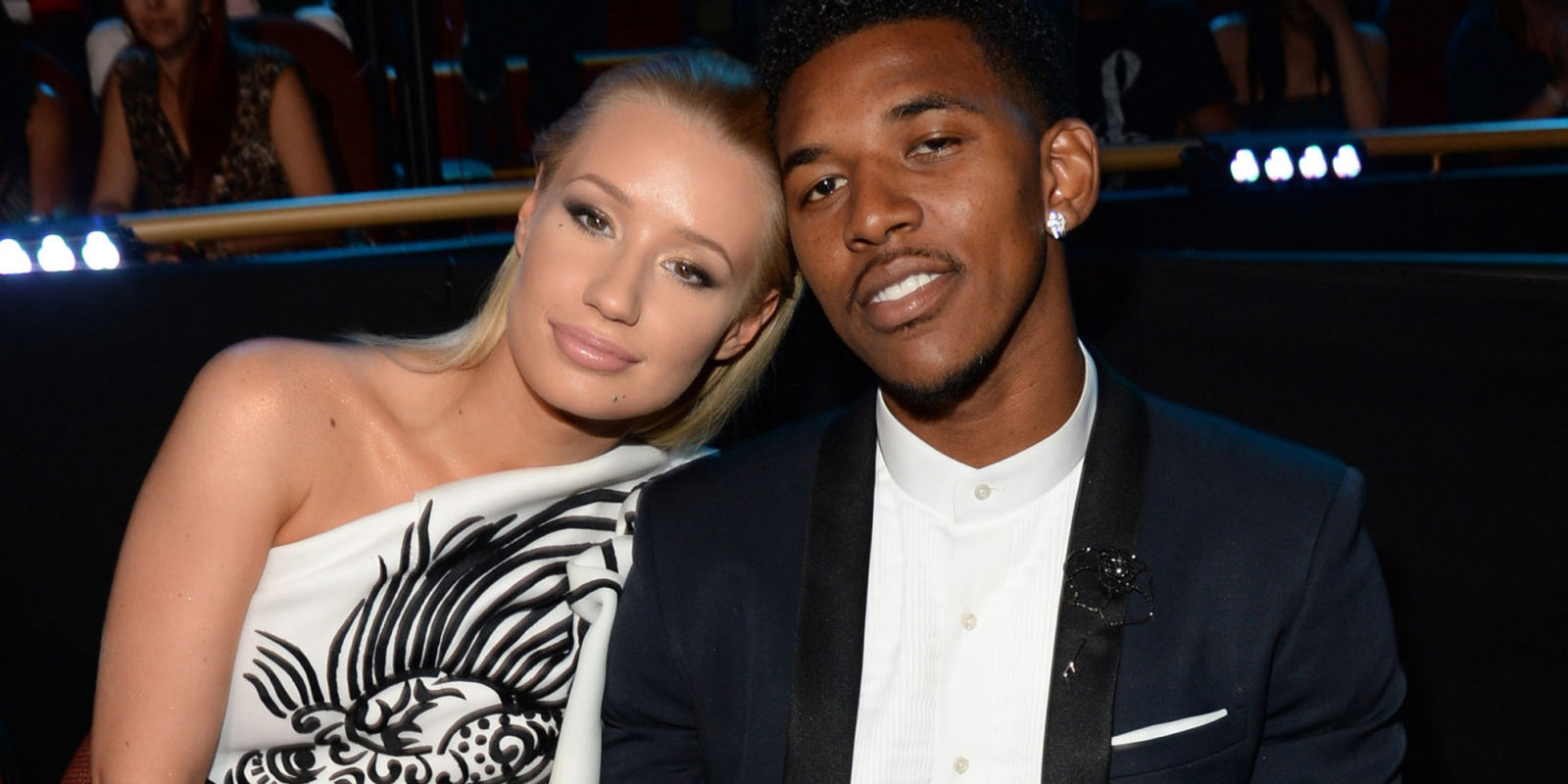Iggy Azalea Still Engaged to Nick Young, Says Her ...