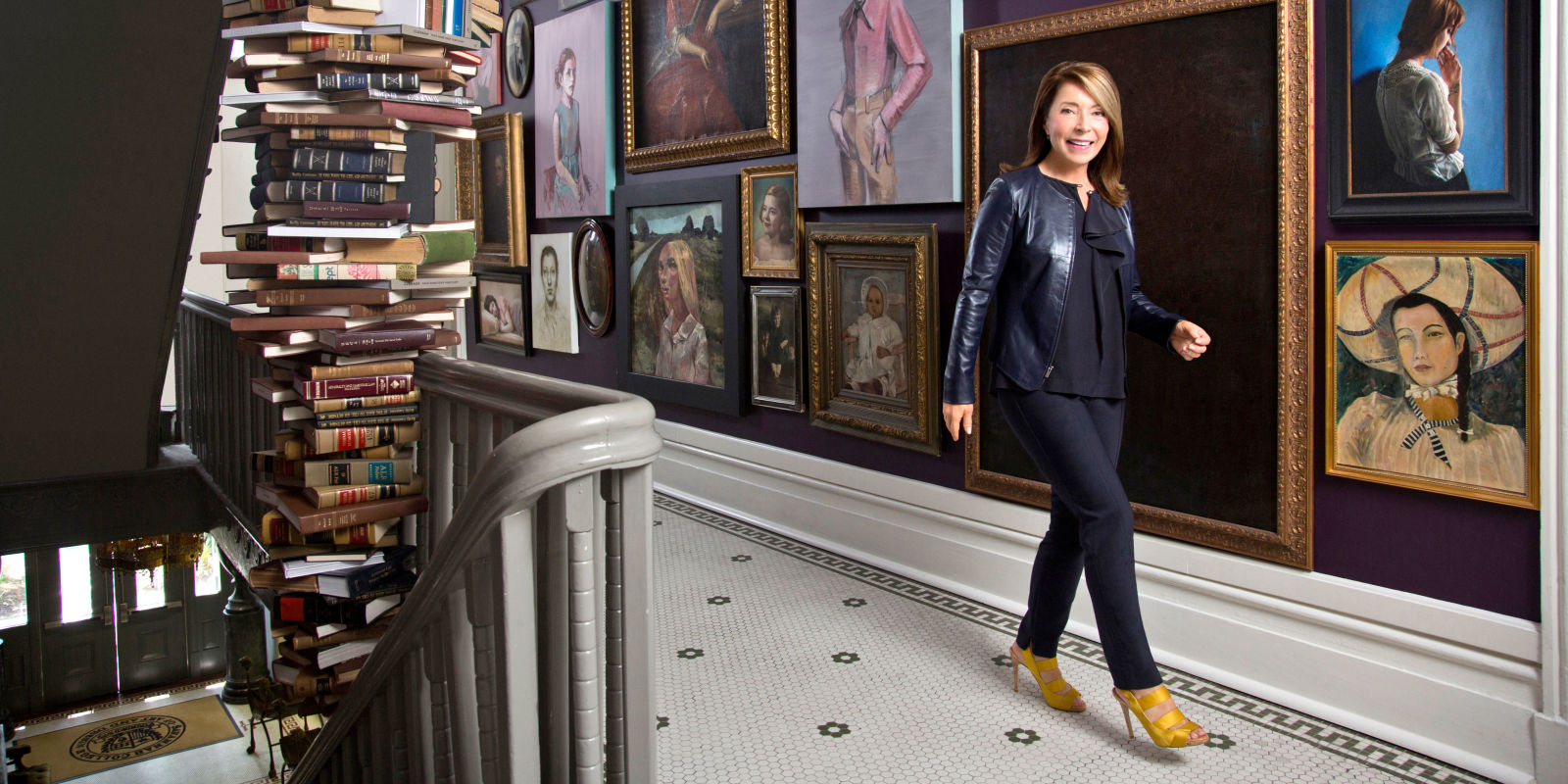 How Paula Wallace Started Scad Savannah College Of Art And Design Founder