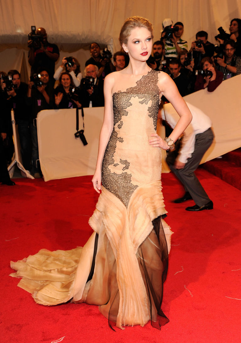 Taylor Swift S Unexpected Met Gala Look Hit Or Miss