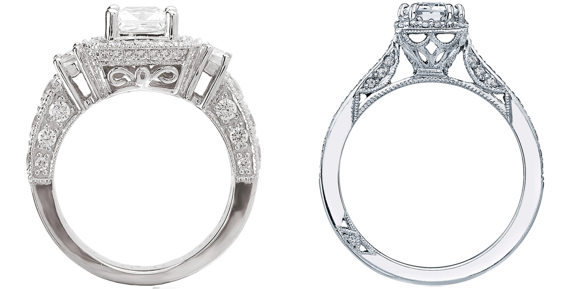 QUIZ Can You Tell The Difference Between A Cheap Engagement Ring And An Expensive Engagement Ring