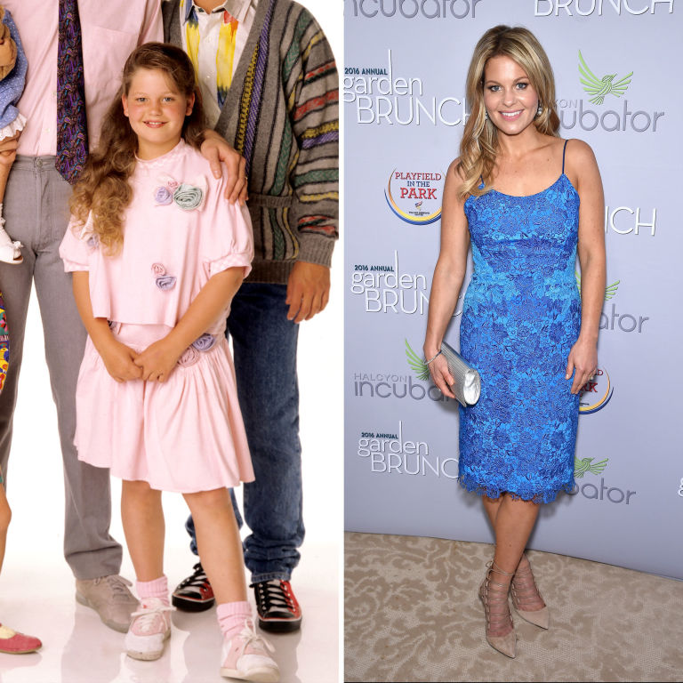Pics For > Candace Cameron Weight Loss