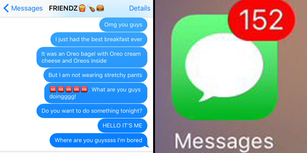 10 Struggles Of A Group Chat