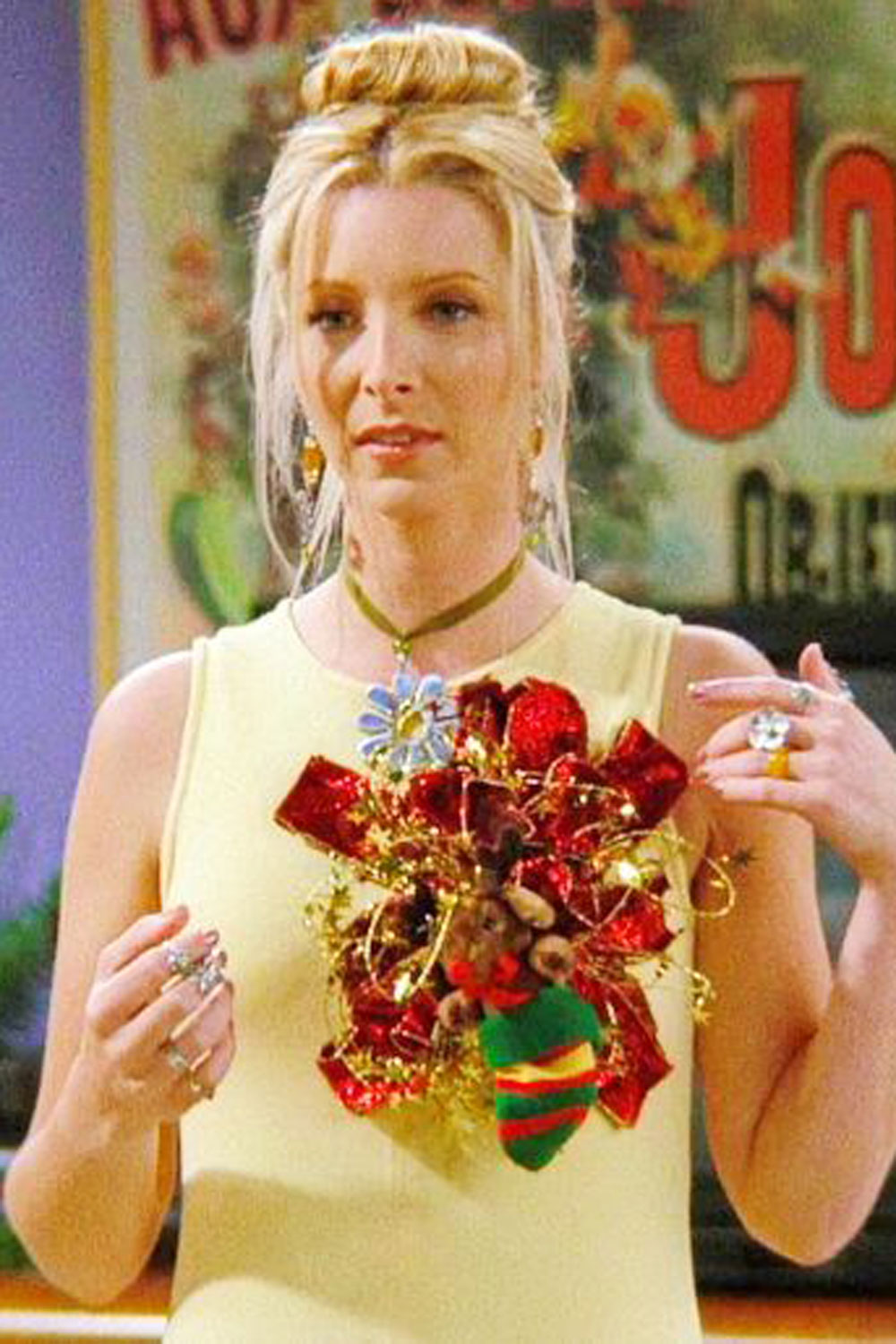 Phoebe Buffay Friends Fashion Phoebe Buffay S Best