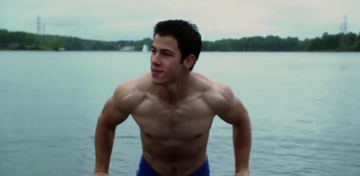 The First Trailer for Nick Jonas's Erotic Thriller Is Here