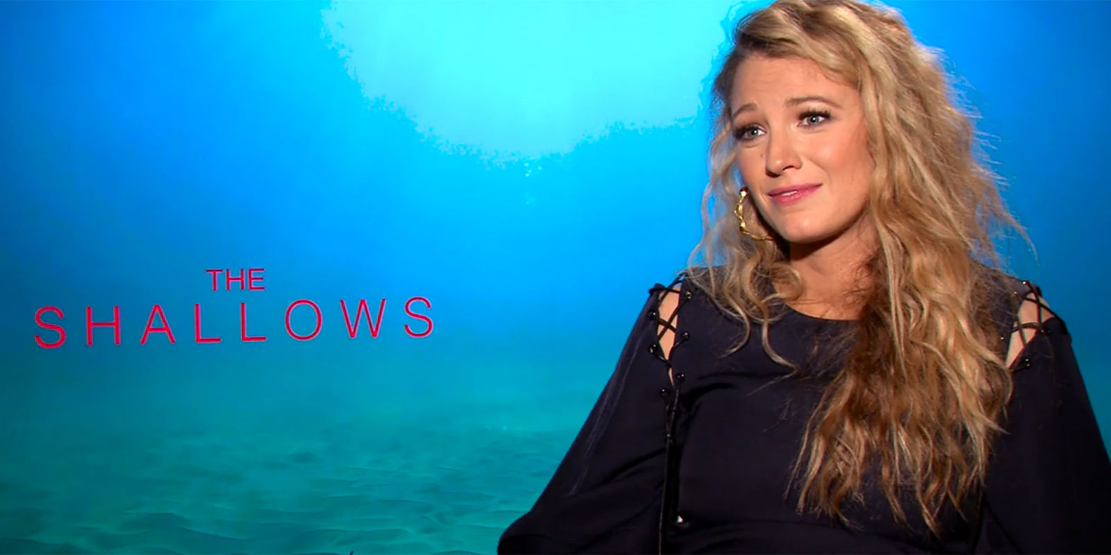 i interviewed blake lively about the shallows dressed as a