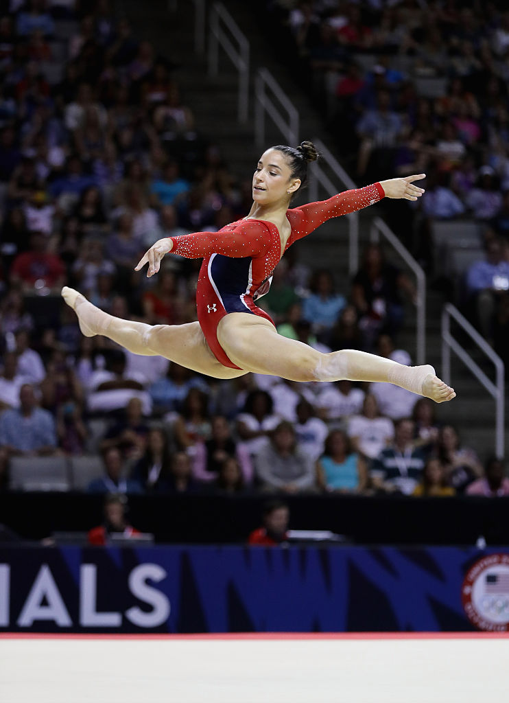Olympic Gold Medalist Aly Raisman The Impossible Floor