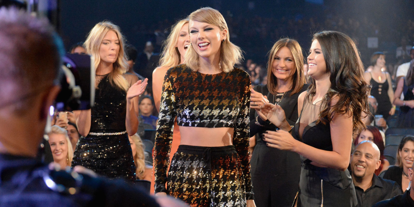 Taylor Swift S Squad Silenced By Kim Kardashian Taylor S