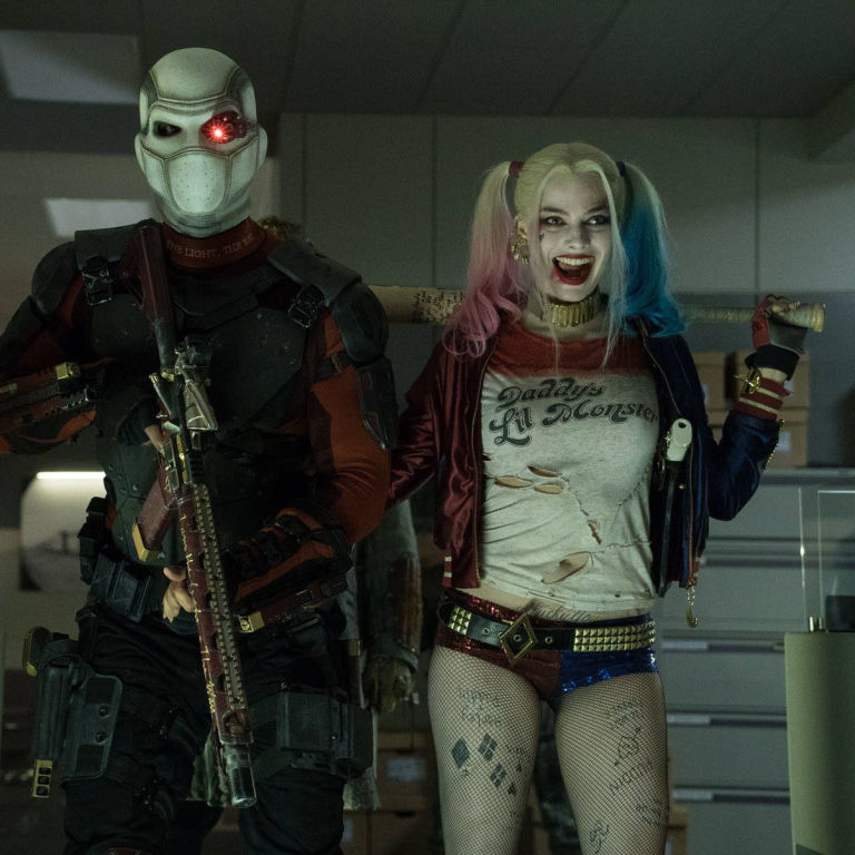 Suicide Squad Food Party Times