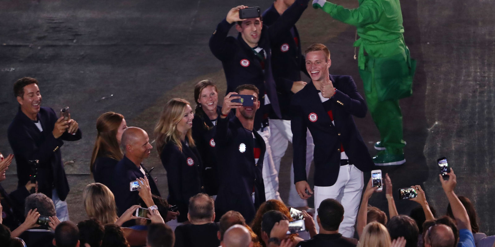 athletes hook up in olympic village