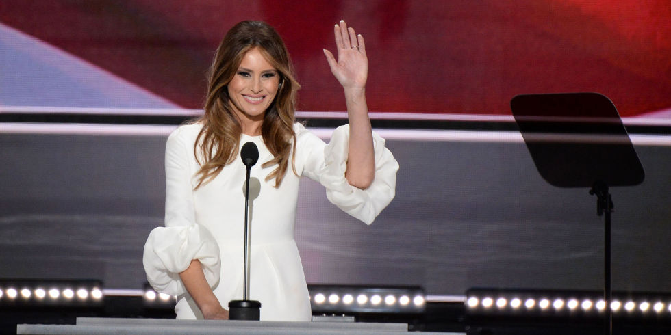 8 Things You Need to Know About Melania Trump, the First Lady