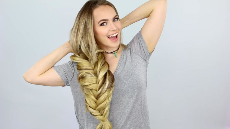 100 layers of hairextensions