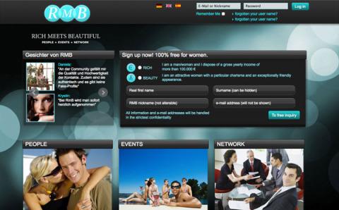 richmeets beautiful sex websites