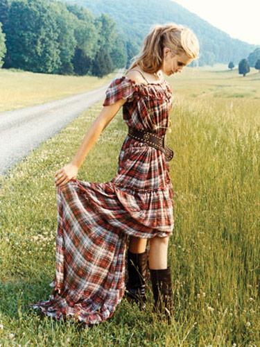 Fall Fashion Equestrian Trends Romantic Looks