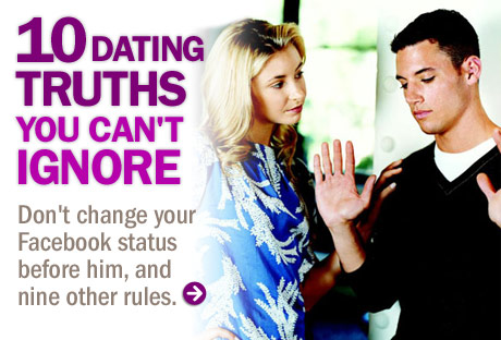 10 dating rules for guys