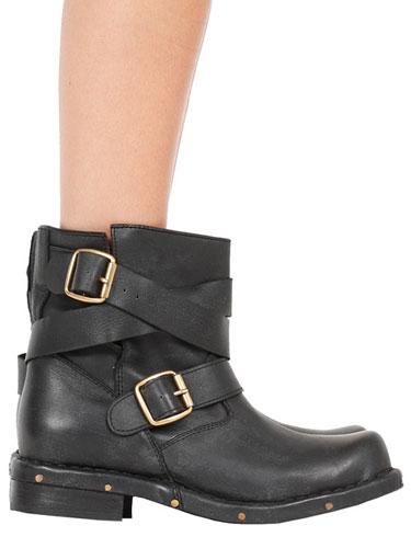 2013 Winter New Korean version fine European and American punk Martin boots women boots thick high