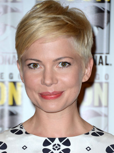 celebrity hair styles short hair