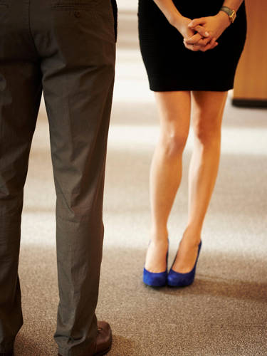 dating your boss at work Email address close most companies don't have boss/subordinate dating policies two exclusive if two people who work closely eight the hr cafe has.