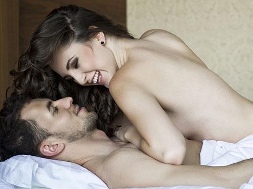 Full penetration anal