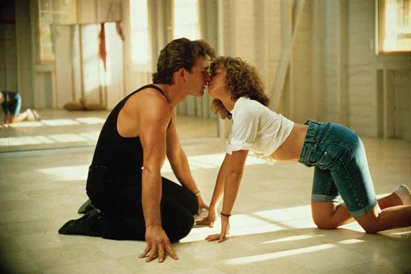 Dirty Dancing - Söt, romantisk och sexig, en klassiker som är en av de sexigaste filmerna någonsin