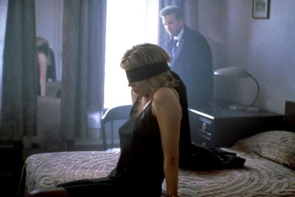 9 1/2 vecka - total succe när den kom, lite av en föregångare till Fifty Shades of Grey. Kim Basinger får spela ut sina sin snuskiga fantasier tillsamman med Mickey Rourke.