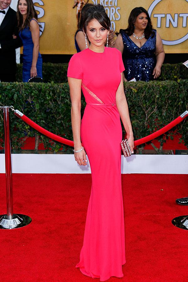 Nina Dobrev Style - Nina Dobrev Red Carpet Fashion Look