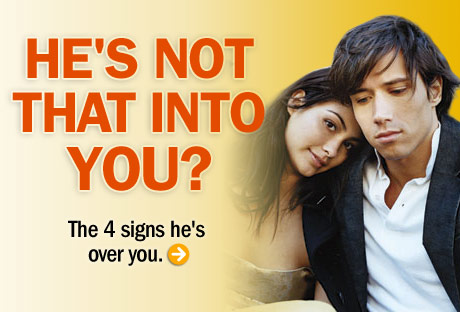 How to tell if hes into you quiz