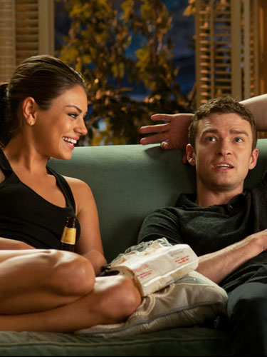 dating advice friends with benefits Mila kunis and justin timberlake on dating and relationships and friends with benefits.
