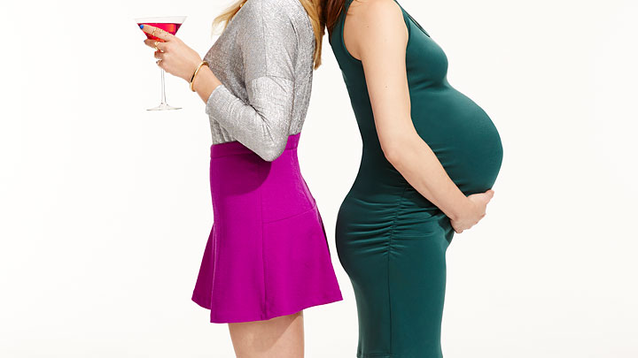 how to tell your bestfriend you are pregnant