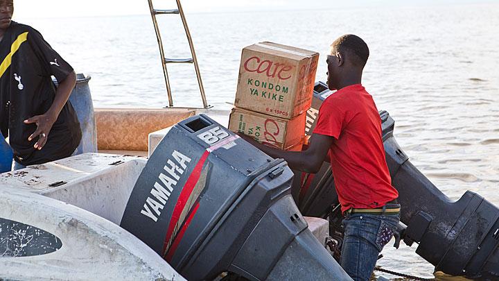 Condom use in tanzania