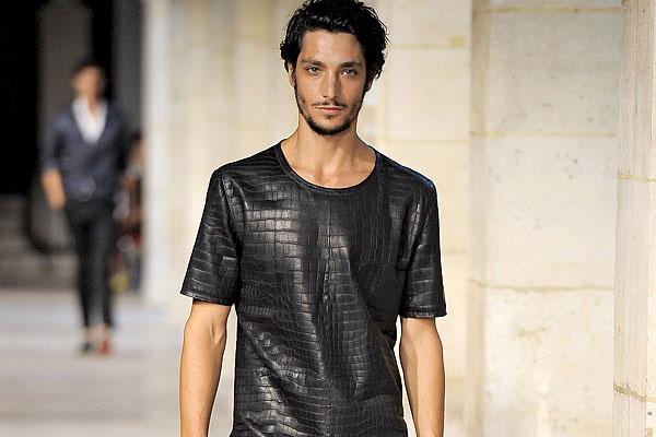 hermes crocodile shirt
