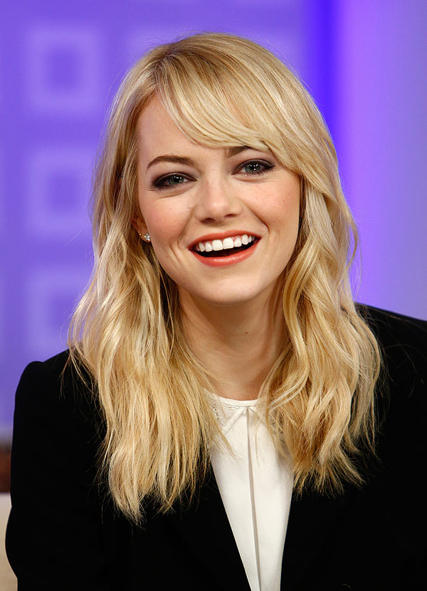 Emma Stone Beauty Advice - Emma Stone Interview About