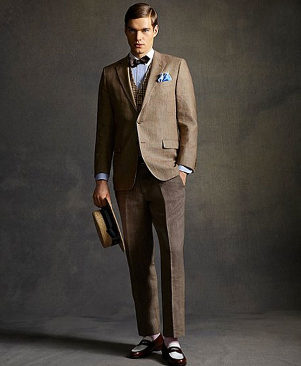 Somewhere Singing Sinatra: Favorite Men's Clothing Pieces