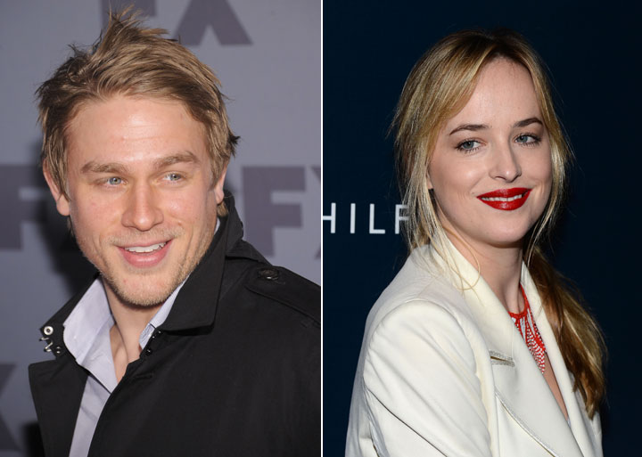 Charlie Hunnam & Dakota Johnson Cast As Leads In Fifty ...