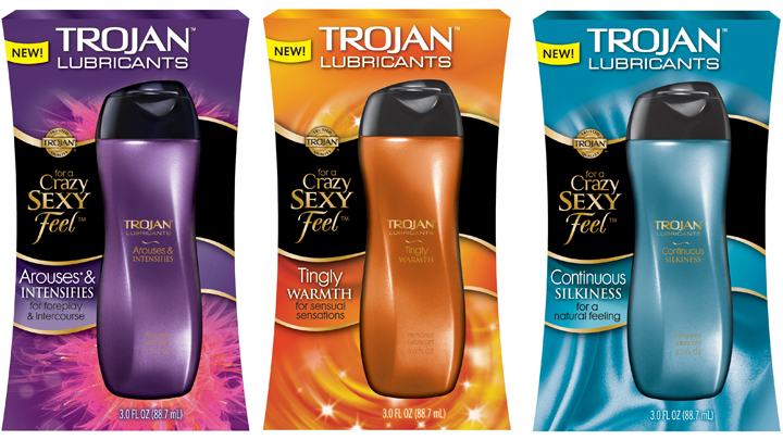 Household Sex Lubricants 48