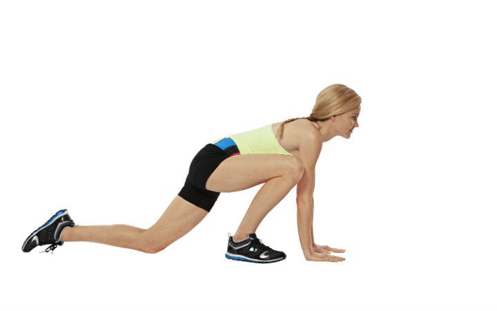 cellulite exercices