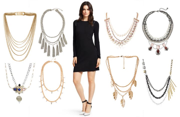 statement making jewelry for every kind of dress